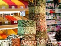 Pilas dulces del doner Imagenes de archivo