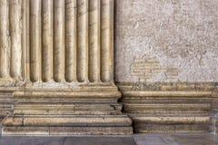 Pilaster Stock Photo
