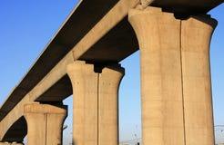 Pilastri Fotografia Stock