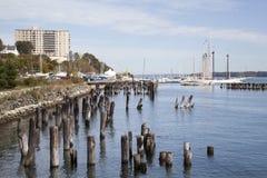 Pilastri di Portland Fotografia Stock