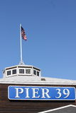 Pilastro 39 Immagine Stock