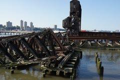 Pilastro 1 57 del parco della riva del fiume Fotografia Stock Libera da Diritti