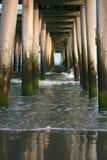 Pilastro della spiaggia di Ventnor Fotografia Stock Libera da Diritti