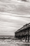 Pilastro di Amelia Island fotografia stock