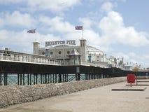 Pilastro di Brighton Immagini Stock