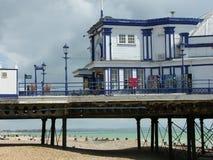 Pilastro di Eastbourne Fotografie Stock Libere da Diritti
