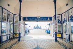 Pilastro di Eastbourne Fotografia Stock Libera da Diritti
