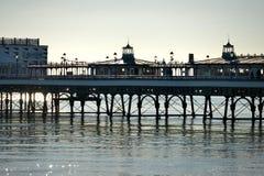 Pilastro di Eastbourne immagine stock