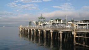 Pilastro 50 di mattina a Seattle U.S.A. video d archivio