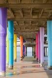 Pilastro di Scheveningen Fotografia Stock Libera da Diritti