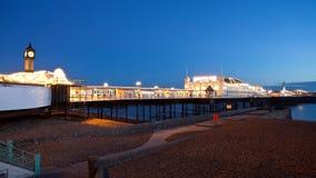 Pilastro Inghilterra di Brighton fotografia stock libera da diritti