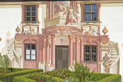 Pilate house in Oberammergau Royalty Free Stock Photography