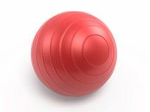 pilates шарика Стоковое Изображение RF