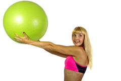 Pilates Stock Photography