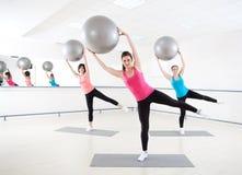 Pilates Lizenzfreies Stockbild