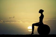 Pilates Zdjęcie Royalty Free