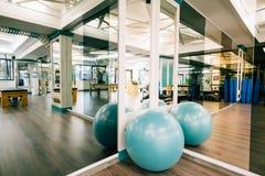 Pilates ball Royalty Free Stock Photography