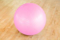 Pilates ball Stock Photography