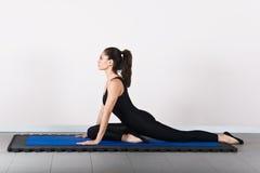 pilates gimnastyk Obraz Royalty Free