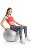 Pilates instructor Stock Photography