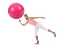pilates szkolenia Zdjęcie Stock