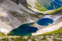Pilato jezioro Obrazy Royalty Free