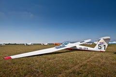 Pilatus B4-PC11AF tijdens Lucht toont Royalty-vrije Stock Foto