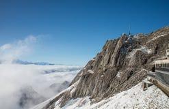Pilatus mountain Royalty Free Stock Photos