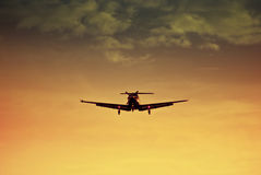 Pilatus PC-12 Stock Afbeelding