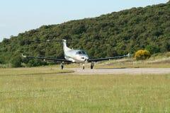 Pilatus PC-12 Royalty Free Stock Images