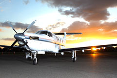 Pilatus PC-12/45 Stock Photography
