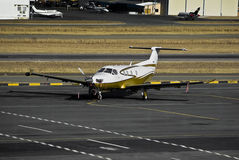 Pilatus PC-12/45 Imagens de Stock