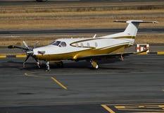 Pilatus PC-12/45 Stock Afbeeldingen