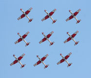 Pilatus PC-7 Royalty Free Stock Photography