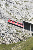 Pilatus Railway, Switzerland royalty free stock images