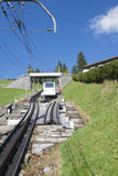 Pilatus Railway, Switzerland stock photography