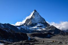 Pilatus in Switzerland, Mount Pilatus stock photography