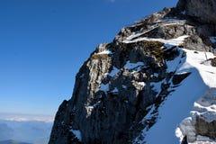 Pilatus in Switzerland, Mount Pilatus stock photos