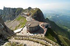 Pilatus, Zwitserland Stock Afbeelding