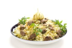 Pilau Royalty Free Stock Photography