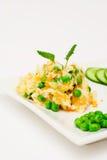 Pilau avec des légumes. Photo stock