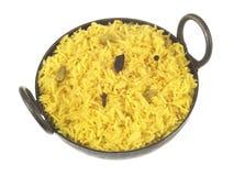 Pilau Reis Stockbild