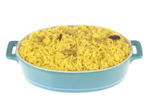 Pilau Rice Stock Image