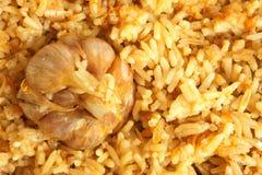 Pilaw d'Ouzbékistan Images stock