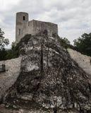 Pilcza Castle, Smolen in Poland Stock Photo