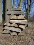 Pile #2 de logarithme naturel Images stock