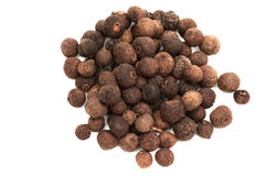 Pile of allspice Royalty Free Stock Photos