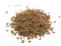 Pile of anise Stock Image