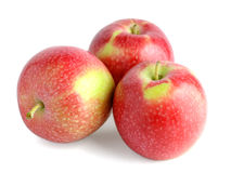 Pile of apples Stock Photography