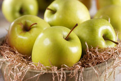 Pile of apples Royalty Free Stock Photos